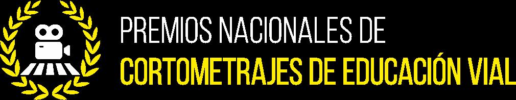 Logo del concurso nacional de cortometrajes de Seguridad Vial