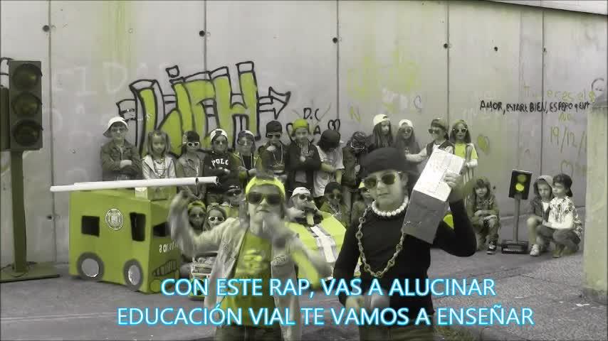 Rapeamos por la Educación Vial